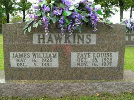 HAWKINS, FAYE LOUISE - Boone County, Arkansas | FAYE LOUISE HAWKINS - Arkansas Gravestone Photos