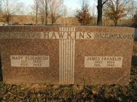 HAWKINS, MARY ELIZABETH - Boone County, Arkansas | MARY ELIZABETH HAWKINS - Arkansas Gravestone Photos