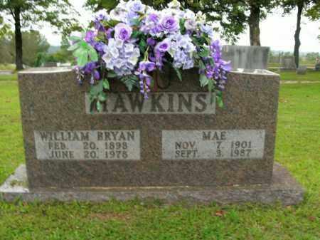 HAWKINS, WILLIAM BRYAN - Boone County, Arkansas | WILLIAM BRYAN HAWKINS - Arkansas Gravestone Photos