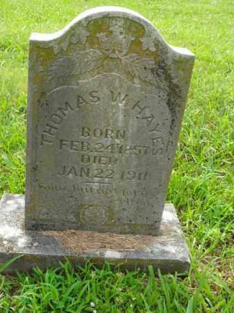 HAYES, THOMAS W. - Boone County, Arkansas | THOMAS W. HAYES - Arkansas Gravestone Photos