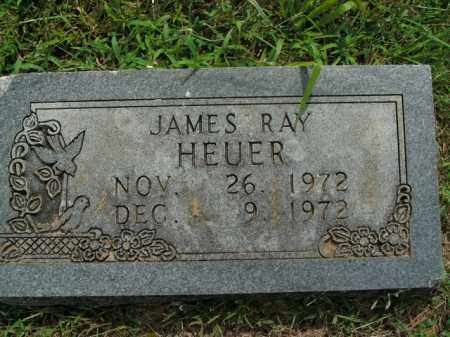 HEUER, JAMES RAY - Boone County, Arkansas | JAMES RAY HEUER - Arkansas Gravestone Photos
