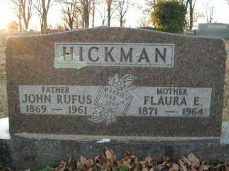 HICKMAN, FLAURA E. - Boone County, Arkansas | FLAURA E. HICKMAN - Arkansas Gravestone Photos