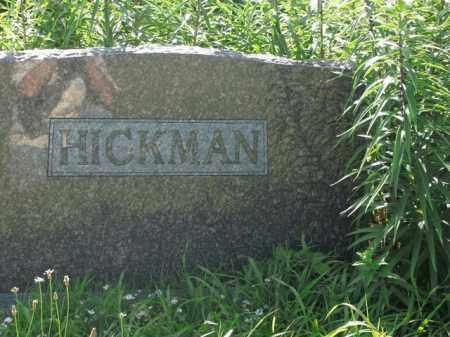 HICKMAN, JAMES THOMPSON - Boone County, Arkansas | JAMES THOMPSON HICKMAN - Arkansas Gravestone Photos