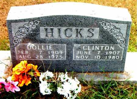 HICKS, DOLLIE - Boone County, Arkansas | DOLLIE HICKS - Arkansas Gravestone Photos