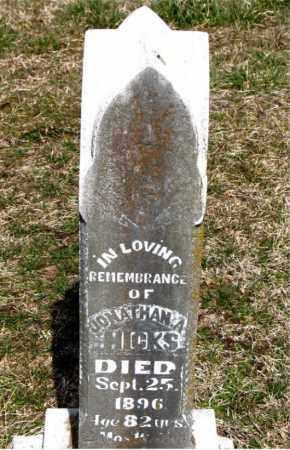 HICKS, JONATHON  A. - Boone County, Arkansas | JONATHON  A. HICKS - Arkansas Gravestone Photos