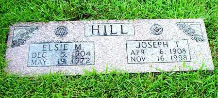 HILL, JOSEPH T. - Boone County, Arkansas | JOSEPH T. HILL - Arkansas Gravestone Photos