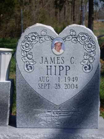 HIPP, JAMES C - Boone County, Arkansas | JAMES C HIPP - Arkansas Gravestone Photos