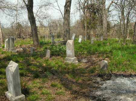 *HOG CREEK OVERVIEW, . - Boone County, Arkansas | . *HOG CREEK OVERVIEW - Arkansas Gravestone Photos