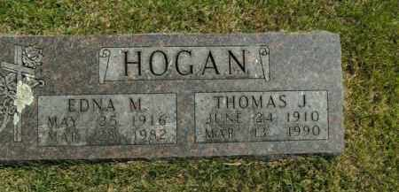 HOGAN, THOMAS J. - Boone County, Arkansas | THOMAS J. HOGAN - Arkansas Gravestone Photos