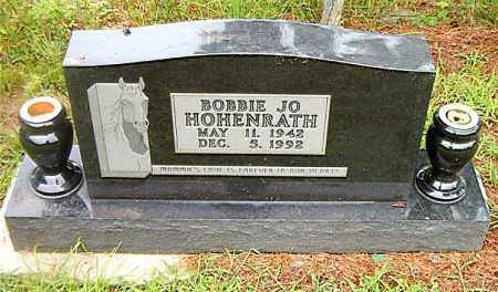 HOHENRATH, BOBBIE  JO - Boone County, Arkansas | BOBBIE  JO HOHENRATH - Arkansas Gravestone Photos