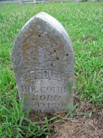 HOLCOMB, BESSIE K. - Boone County, Arkansas | BESSIE K. HOLCOMB - Arkansas Gravestone Photos