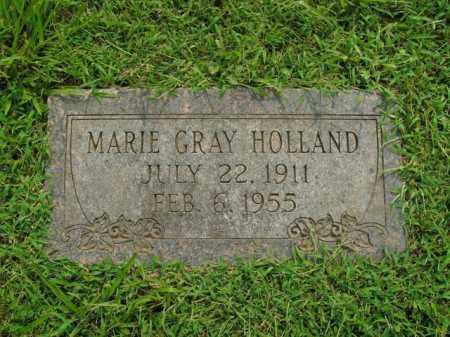 HOLLAND, MARIE - Boone County, Arkansas | MARIE HOLLAND - Arkansas Gravestone Photos