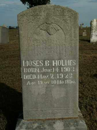 HOLMES, MOSES B. - Boone County, Arkansas | MOSES B. HOLMES - Arkansas Gravestone Photos