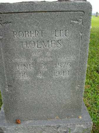 HOLMES, ROBERT LEE - Boone County, Arkansas | ROBERT LEE HOLMES - Arkansas Gravestone Photos