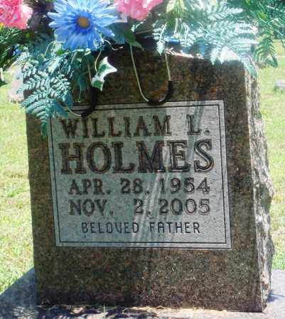 HOLMES, WILLIAM L - Boone County, Arkansas | WILLIAM L HOLMES - Arkansas Gravestone Photos