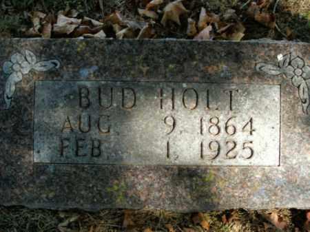 HOLT, NOAH BUD - Boone County, Arkansas | NOAH BUD HOLT - Arkansas Gravestone Photos