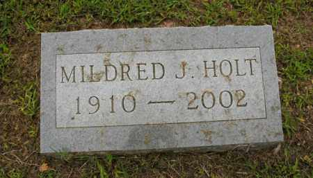 HOLT BAKER, MILDRED JOSEPHINE - Boone County, Arkansas | MILDRED JOSEPHINE HOLT BAKER - Arkansas Gravestone Photos
