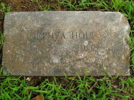 HOLT, ORPHEA - Boone County, Arkansas | ORPHEA HOLT - Arkansas Gravestone Photos