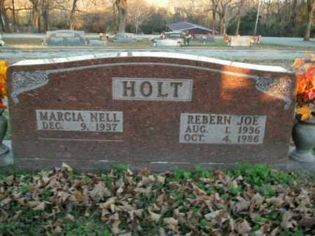 HOLT, REBERN JOE - Boone County, Arkansas   REBERN JOE HOLT - Arkansas Gravestone Photos