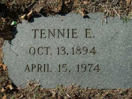 HOLT, TENNIE E. - Boone County, Arkansas | TENNIE E. HOLT - Arkansas Gravestone Photos