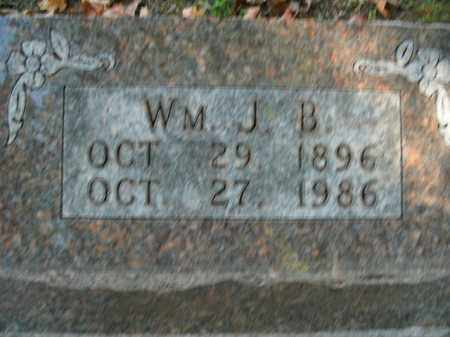 "HOLT, WILLIAM JENNINGS BRYAN ""J.B."" - Boone County, Arkansas   WILLIAM JENNINGS BRYAN ""J.B."" HOLT - Arkansas Gravestone Photos"