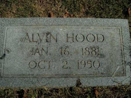 HOOD, ALVIN - Boone County, Arkansas | ALVIN HOOD - Arkansas Gravestone Photos