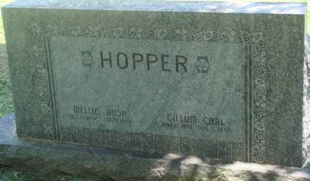 HOPPER, MELLIE - Boone County, Arkansas | MELLIE HOPPER - Arkansas Gravestone Photos