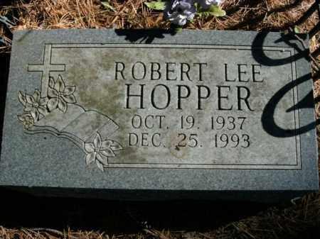 HOPPER, ROBERT LEE - Boone County, Arkansas | ROBERT LEE HOPPER - Arkansas Gravestone Photos