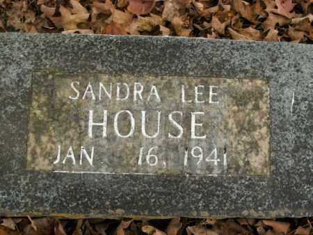 HOUSE, SANDRA LEE - Boone County, Arkansas   SANDRA LEE HOUSE - Arkansas Gravestone Photos