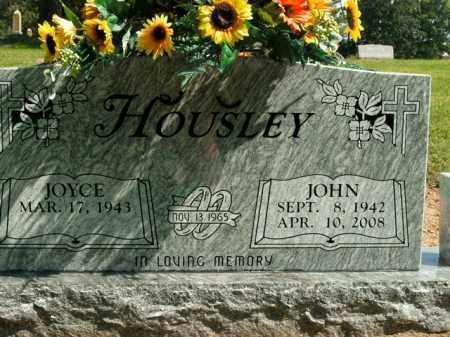 HOUSLEY, JOHN - Boone County, Arkansas | JOHN HOUSLEY - Arkansas Gravestone Photos