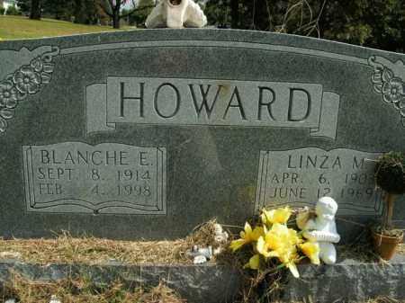 HOWARD, LINZA M. - Boone County, Arkansas | LINZA M. HOWARD - Arkansas Gravestone Photos