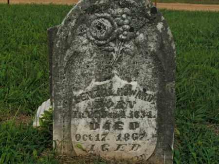 HOWARD, LENZAL - Boone County, Arkansas | LENZAL HOWARD - Arkansas Gravestone Photos