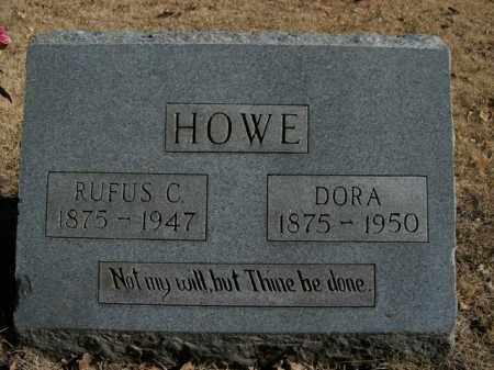 HOWE, RUFUS C. - Boone County, Arkansas | RUFUS C. HOWE - Arkansas Gravestone Photos