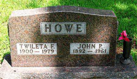 HOWE, TWILETA FAYE - Boone County, Arkansas | TWILETA FAYE HOWE - Arkansas Gravestone Photos
