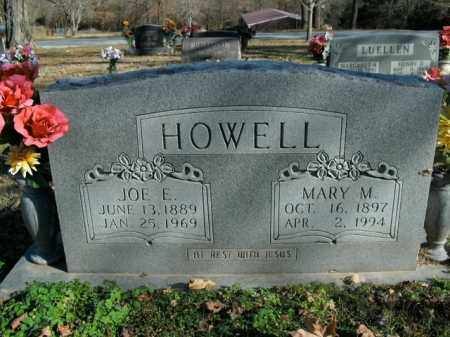 HOWELL, JOE E. - Boone County, Arkansas | JOE E. HOWELL - Arkansas Gravestone Photos