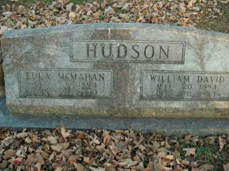 HUDSON, EULA - Boone County, Arkansas | EULA HUDSON - Arkansas Gravestone Photos