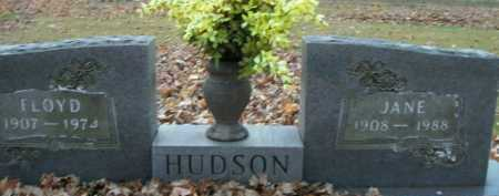 HUDSON, CHARLIE FLOYD - Boone County, Arkansas | CHARLIE FLOYD HUDSON - Arkansas Gravestone Photos