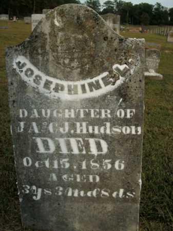 HUDSON, JOSEPHINE L. - Boone County, Arkansas | JOSEPHINE L. HUDSON - Arkansas Gravestone Photos