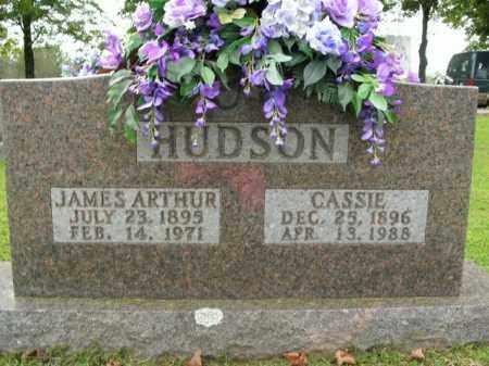 HUDSON, CASSIE - Boone County, Arkansas   CASSIE HUDSON - Arkansas Gravestone Photos