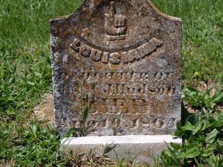 HUDSON, LOUISIANA - Boone County, Arkansas | LOUISIANA HUDSON - Arkansas Gravestone Photos