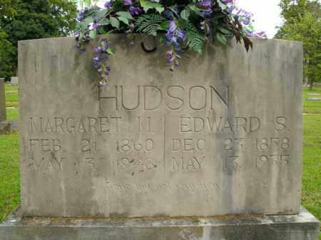 HUDSON, EDWARD S. - Boone County, Arkansas | EDWARD S. HUDSON - Arkansas Gravestone Photos