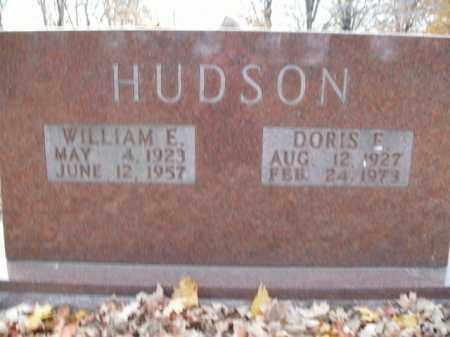 HUDSON, WILLIAM E. - Boone County, Arkansas | WILLIAM E. HUDSON - Arkansas Gravestone Photos