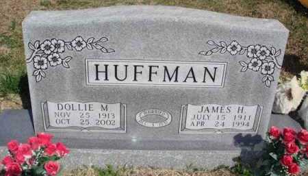 HUFFMAN, JAMES H. - Boone County, Arkansas   JAMES H. HUFFMAN - Arkansas Gravestone Photos