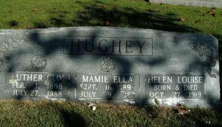 HUGHEY, MAMIE ELLA - Boone County, Arkansas | MAMIE ELLA HUGHEY - Arkansas Gravestone Photos