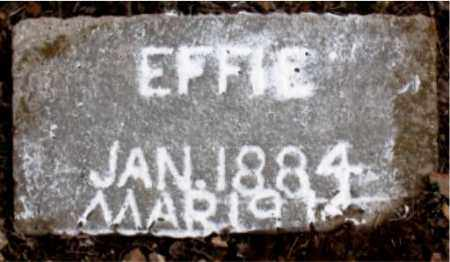 HULEN, EFFIE A. - Boone County, Arkansas | EFFIE A. HULEN - Arkansas Gravestone Photos