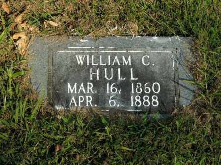 HULL, WILLIAM C. - Boone County, Arkansas | WILLIAM C. HULL - Arkansas Gravestone Photos