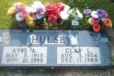 HULSEY, CLAY L. - Boone County, Arkansas   CLAY L. HULSEY - Arkansas Gravestone Photos