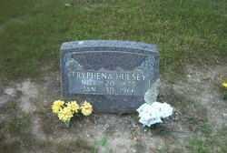 ESTES HULSEY, TRYPHENIE - Boone County, Arkansas   TRYPHENIE ESTES HULSEY - Arkansas Gravestone Photos