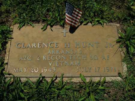 HUNT, JR  (VETERAN VIET), CLARENCE H - Boone County, Arkansas | CLARENCE H HUNT, JR  (VETERAN VIET) - Arkansas Gravestone Photos