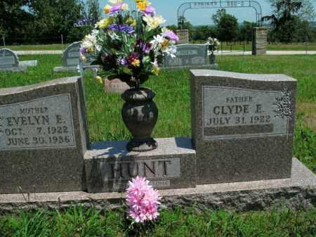 WALSH HUNT, EVELYN EILEEN - Boone County, Arkansas | EVELYN EILEEN WALSH HUNT - Arkansas Gravestone Photos